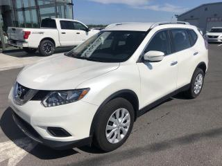 Used 2015 Nissan Rogue S, AWD, A/C, CERTIFIE, 1.9% for sale in Lévis, QC