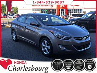 Used 2013 Hyundai Elantra GLS **TOIT OUVRANT** for sale in Charlesbourg, QC