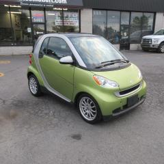 Used 2011 Smart fortwo COUPÉ PASSION ** 45 000 KM CERTIFIÉ ** for sale in St-Hubert, QC