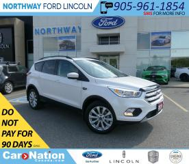 Used 2019 Ford Escape SEL | AWD | NAV | PWR HTD LEATHER | PANOROOF | for sale in Brantford, ON