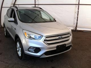 Used 2018 Ford Escape NAVIGATION, REVERSE CAMERA, POWER SEAT, ALUMINUM WHEELS, HANDSFREE CALLING for sale in Ottawa, ON