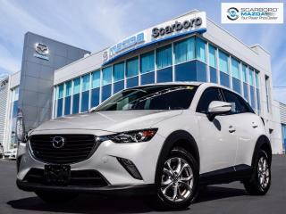 Used 2017 Mazda CX-3 GS|AWD|REAR CAMERA|LOW KM for sale in Scarborough, ON