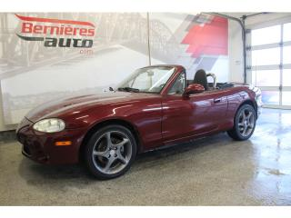 Used 2003 Mazda Miata MX-5 for sale in Lévis, QC