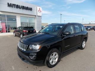 Used 2017 Jeep Compass Sport/North for sale in Lethbridge, AB