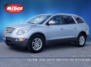 Used 2009 Buick Enclave CX for sale in Peterborough, ON