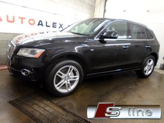Used 2016 Audi Q5 S-LINE NAVIGATION CAMERA MAGS 19
