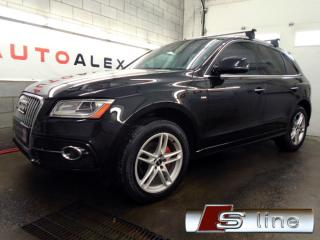Used 2016 Audi Q5 S-LINE NAVIGATION CAMERA MAGS 19 for sale in St-Eustache, QC
