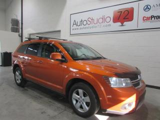 Used 2011 Dodge Journey SXT **MAGS**PUSH START**DUAL CLIM** for sale in Mirabel, QC