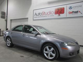 Used 2008 Mazda MAZDA6 GS Manuelle **MAGS 17''**DÉMARREUR** for sale in Mirabel, QC