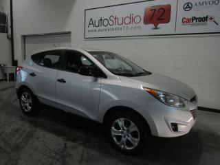 Used 2013 Hyundai Tucson L **MANUELLE**DÉMARREUR**A/C**GR.ÉLEC.* for sale in Mirabel, QC