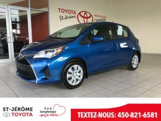 Used 2016 Toyota Yaris * AIR * GR ÉLEC * 46 000 KM * for sale in Mirabel, QC