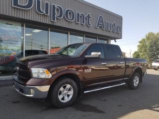 Used 2014 RAM 1500 Cabine multiplaces 4RM, 149 po Outdoorsm for sale in Alma, QC