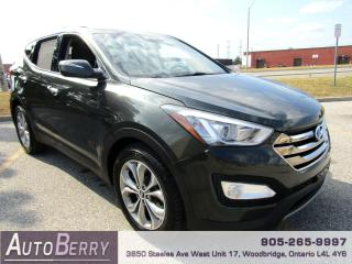 Used 2013 Hyundai Santa Fe 2.0L Turbo AWD for sale in Woodbridge, ON
