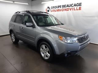 Used 2009 Subaru Forester X for sale in Drummondville, QC