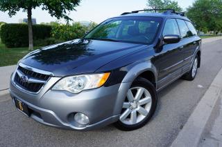 Used 2008 Subaru Outback LIMITED / 1 OWNER / NO ACCIDENTS / LOCALLY OWNED for sale in Etobicoke, ON