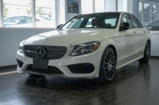 Used 2016 Mercedes-Benz C-Class C 450 AMG for sale in Oakville, ON