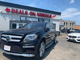 Used 2016 Mercedes-Benz GL350 GL 350 BlueTEC for sale in Oakville, ON