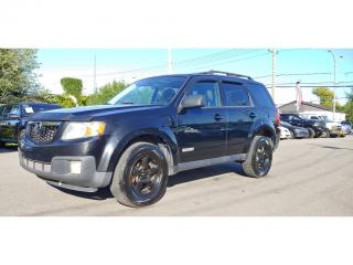 Used 2008 Mazda Tribute AWD V6 Auto *CUIR*TOIT* for sale in St-Jérôme, QC