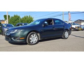 Used 2010 Ford Fusion V6 SEL FWD 30$/semaine for sale in St-Jérôme, QC