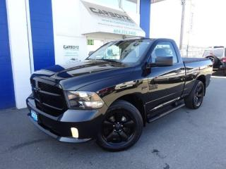 Used 2016 RAM 1500 Express 4x4, Regular Cab Short Box, One Owner for sale in Langley, BC