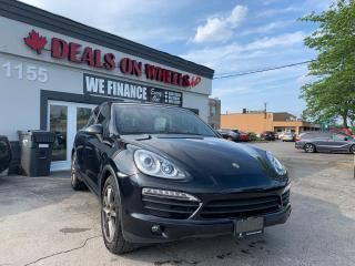 Used 2013 Porsche Cayenne S for sale in Oakville, ON