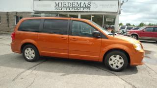 Used 2011 Dodge Grand Caravan SXT for sale in Mono, ON