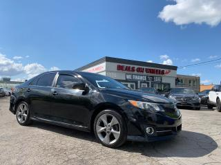 Used 2014 Toyota Camry SE for sale in Oakville, ON