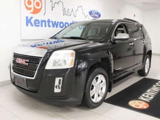 Used 2012 GMC Terrain SLT AWD with power heated seats and back up cam for sale in Edmonton, AB