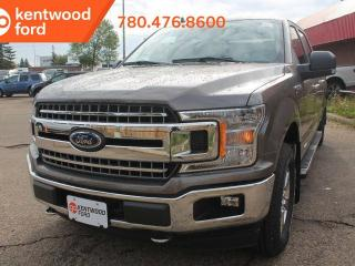 New 2019 Ford F-150 XLT 300A 4X4 SuperCrew 5.0L V8, Auto Start/Stop, Pre-Collision Assist, Rear View Camera, Remote Keyless Entry for sale in Edmonton, AB