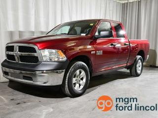 Used 2018 RAM 1500 ST QUAD CAB 4X4 for sale in Red Deer, AB