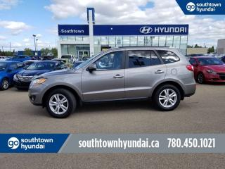 Used 2011 Hyundai Santa Fe LIMITED/AWD/LEATHER/HEATED SEATS for sale in Edmonton, AB