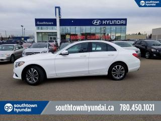 Used 2017 Mercedes-Benz C-Class C 300/AWD/NAVI/BACK UP CAMERA for sale in Edmonton, AB
