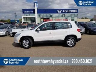 Used 2011 Volkswagen Tiguan SE 4MOTION AWD/HEATED SEATS/CRUSE for sale in Edmonton, AB