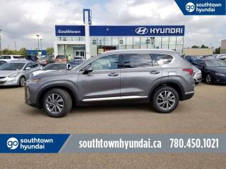 Used 2019 Hyundai Santa Fe Preferred - 2.4L/2.0T Pano Sunroof/Blind Spot Monitors/Push Button/ for sale in Edmonton, AB