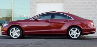 Used 2012 Mercedes-Benz CLS-Class CLS 550 for sale in Mississauga, ON