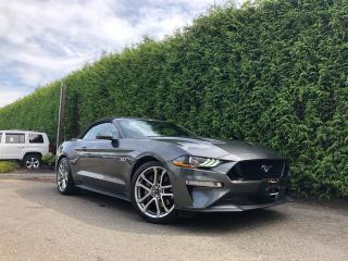 Used 2019 Ford Mustang GT Premium for sale in Surrey, BC