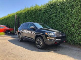 Used 2019 Jeep Compass Trailhawk for sale in Surrey, BC