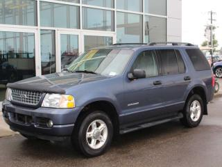 Used 2004 Ford Explorer XLT / AWD / 7 PASSENGER / LOW KM for sale in Edmonton, AB