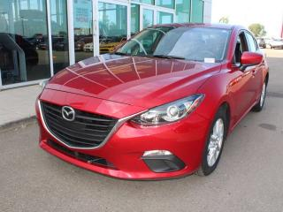 Used 2015 Mazda MAZDA3 TOUR PUSH START BLUETOOTH BACK UP CAMERA for sale in Edmonton, AB