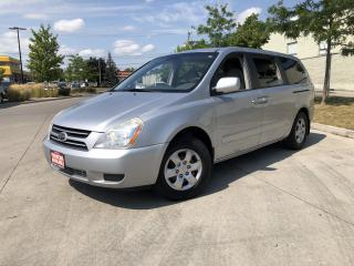 Used 2006 Kia Sedona Low Km,7 Passanger,3/Y warranty available for sale in Toronto, ON