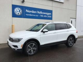Used 2019 Volkswagen Tiguan Highline for sale in Edmonton, AB