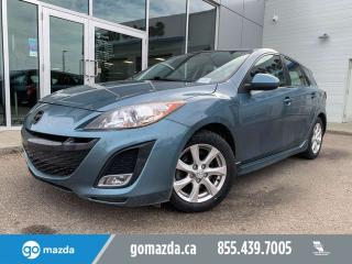 Used 2011 Mazda MAZDA3 GS SPORT MANUAL POWER OPTIONS for sale in Edmonton, AB