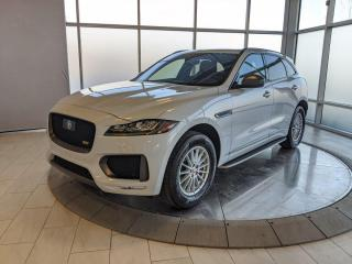 Used 2020 Jaguar F-PACE MSRP of $80099 Over $14000 in Demo Savings for sale in Edmonton, AB