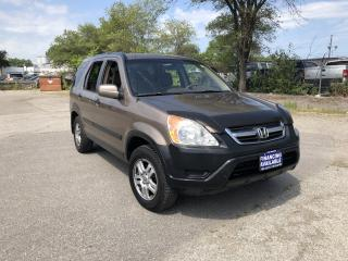 Used 2004 Honda CR-V AWD, Automatic,3/Y warranty available for sale in Toronto, ON