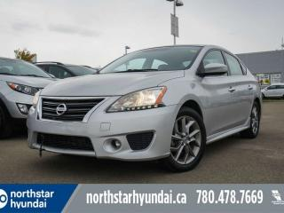 Used 2013 Nissan Sentra SV AUTO/HEATEDSEATS/BLUETOOTH for sale in Edmonton, AB