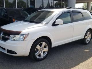 Used 2009 Dodge Journey SXT; AWD 7 PASS,SUNROOF, BLUETOOTH, HEATED SEATS, A/C AND MORE for sale in Edmonton, AB