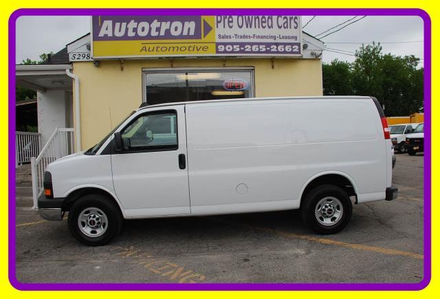 2018 GMC Savana 2500 3/4 Ton Cargo Van, A/C