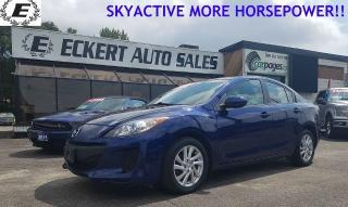 Used 2012 Mazda MAZDA3 GS-SKYACTIVE  iTOURING for sale in Barrie, ON