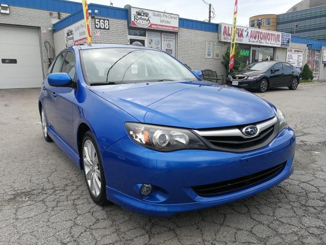 2010 Subaru Impreza Accident Free | One Owner | Low Mileage | Sunroof