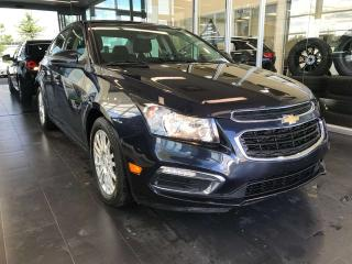 Used 2016 Chevrolet Cruze Limited LIMITED LT, CRUISE CONTROL, BACK-UP CAMERA, BLUETOOTH for sale in Edmonton, AB